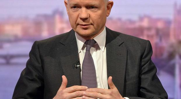 William Hague has quit as foreign secretary and will leave the Commons next year