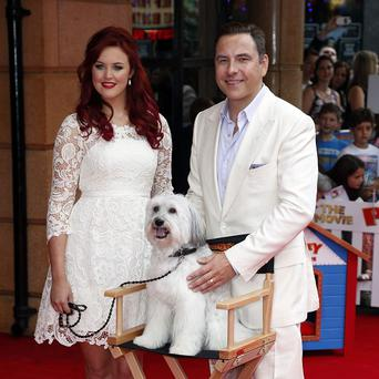 Pudsey The Dog: The Movie held its premiere at Vue West End, Leicester Square, London.