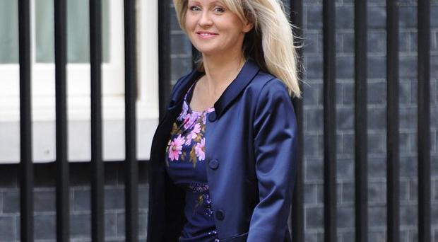 Those tipped for advancement include employment minister Esther McVey