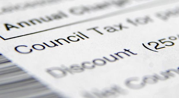 Complaints about English council's handling of tax and benefits have risen by 26 per cent, the Ombudsman has said