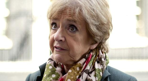 Margaret Hodge said the Government's treatment of debt 'has been characterised by neglect and periodic large write-offs'