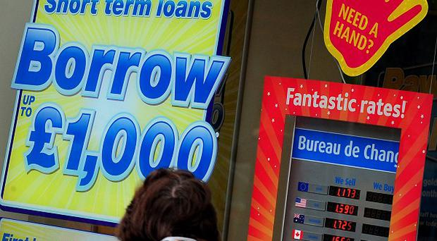 The Financial Conduct Authority has proposed a cap on payday lending