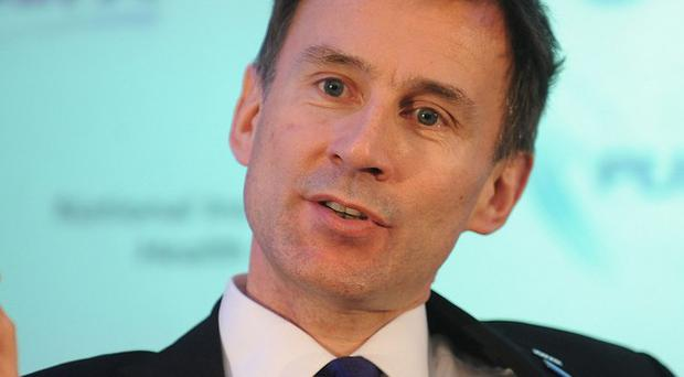 Jeremy Hunt says special measures will be rolled out to care homes and homecare services