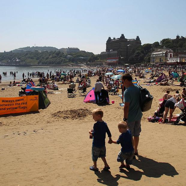 Public Health England said that heatwave conditions can have a 'significant effect on health'
