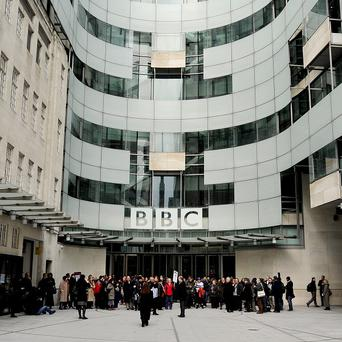 BBC staff are being told of job cuts at the corporation