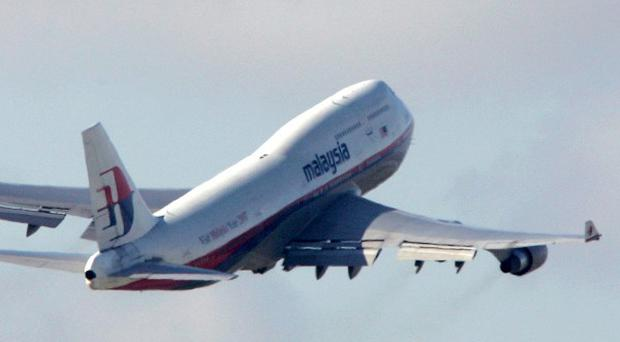 A Malaysia Airlines plane was reportedly shot down