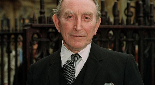 Police are investigating historic sex allegations made against Viscount Tonypandy involving a nine-year-old boy.