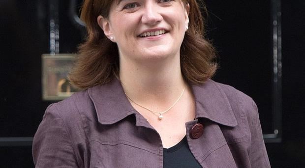 New Education Secretary Nicky Morgan said working together with teachers, heads and governors is crucial to getting the best results for children