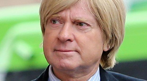 Tory MP Michael Fabricant accused Speaker John Bercow of being a bully