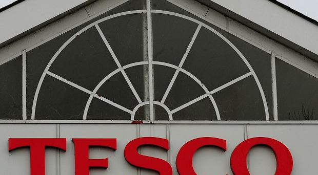 West Midlands Police said one person was arrested for assaulting its officers during the protest in Tesco