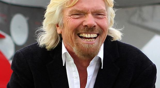 Virgin chief Sir Richard Branson has called for a rethink of Britain's drugs policy
