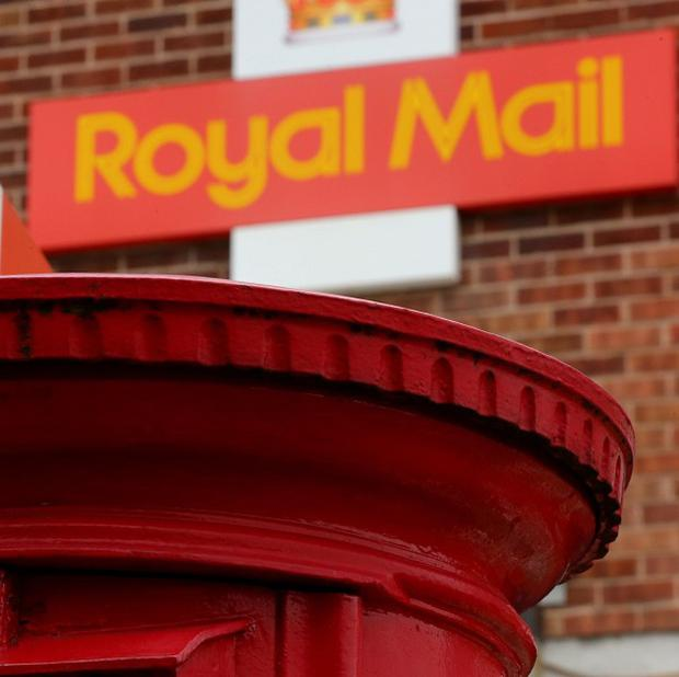 The value of Royal Mail shares has plunged after the company warned that competition is threatening its parcels business