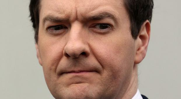 George Osborne is facing a mounting challenge to meet his deficit target