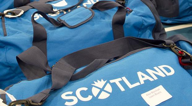 Scottish athletes could be pitted against former team-mates if the country becomes independent