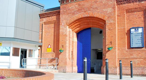 The incident happened at HMP Nottingham