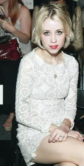 Peaches Geldof died of heroin overdose