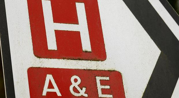 Waiting times in emergency departments will get longer, charities have warned