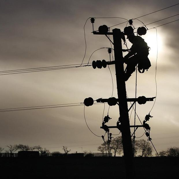 Ofgem said that while SSE and UKPN's southern arms were badly hit by the storms 'they could have done more to get customers reconnected faster'