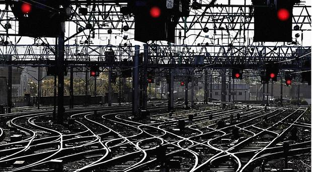 A TUC report said there are fears that Government cuts mean rail safety is being compromised