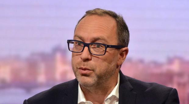 Wikipedia founder Jimmy Wales said the current law was 'quite confusing'