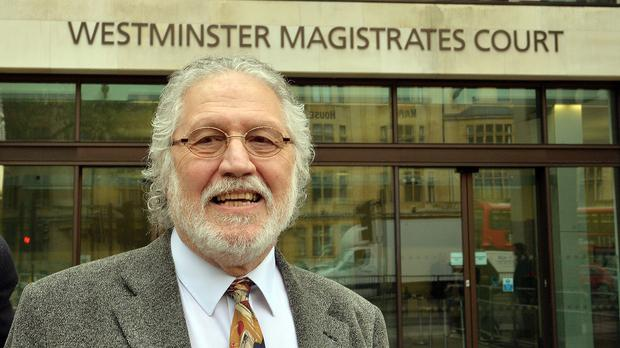 Dave Lee Travis denies the allegations