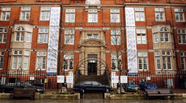 Stacey Tipler diverted funds meant for the Royal Marsden Hospital in London.