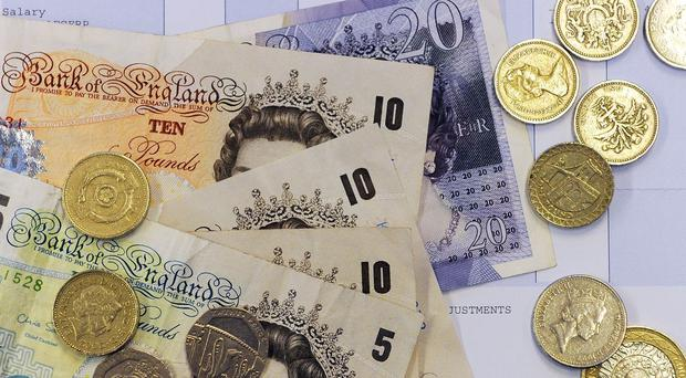 The number of people going insolvent in England and Wales has risen by 8% on the last quarter