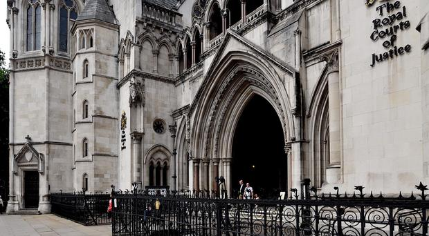 A High Court judge issued a non-molestation order to a man who raped his wife
