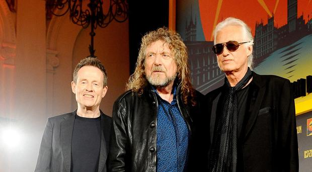 Led Zeppelin first released Stairway to Heaven in 1971