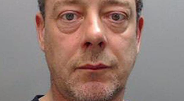 Mark Slater was convicted of murdering another motorist in a road rage attack (Cheshire Constabulary)