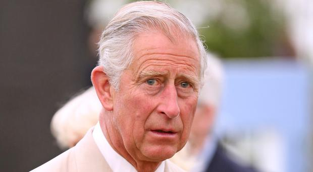 Prince Charles is visiting an art exhibition in the far north of Scotland
