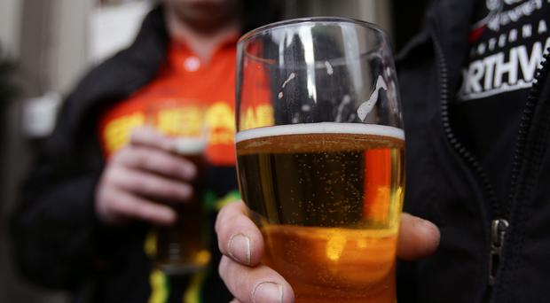 A survey has shown that gay and bi-sexual men regularly have sex while under the influence of drink and drugs