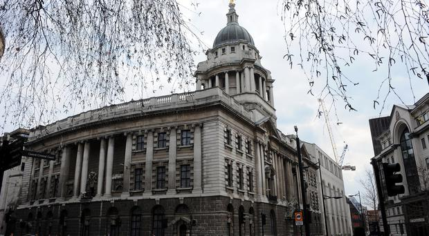 Allan Young broke down in tears at the Old Bailey