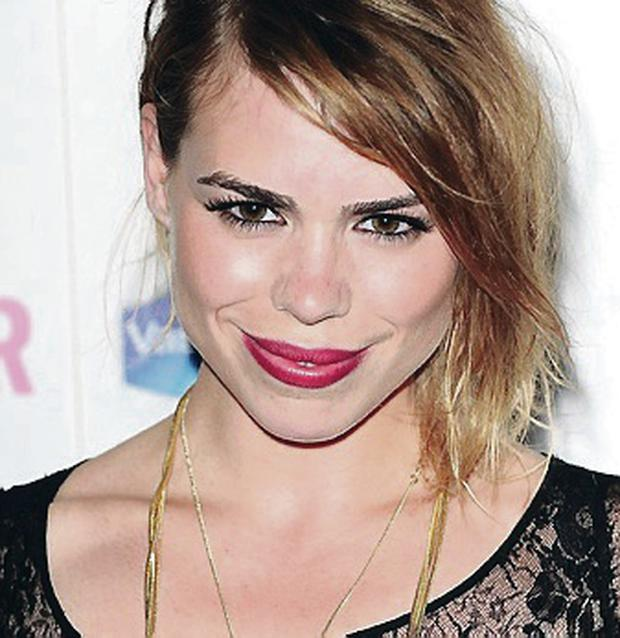 Collision: Billie Piper