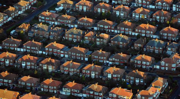 House building grew at its fastest rate in more than a decade, according to a survey