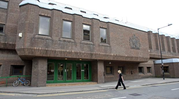 Elaine McKay is on trial at Chelmsford Crown Court
