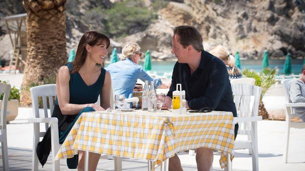 David Cameron plans to spend his main holiday in Portugal this year