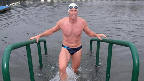 Endurance swimmer and environmental campaigner Lewis Pugh is to swim the Seven Seas to raise awareness of threatened ocean habitats