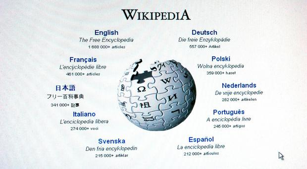 Wikipedia is free to view and edit by anyone, and has the aim of building the