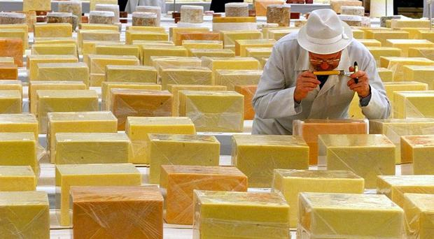 Cheese is unnecessarily loaded with salt, campaigners have said after new research found that the majority of cheese sold in Britain has a high salt content.