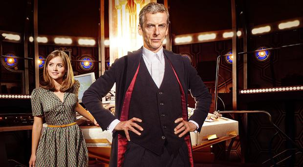 Peter Capaldi is the new face of the Doctor