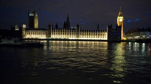 Evel: MPs have voted in favour of the government's plans for 'English votes for English laws'