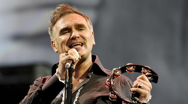 Morrissey claims TV channels are ignoring his latest work