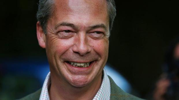 Nigel Farage has previously dropped heavy hints that he will seek election in Thanet South