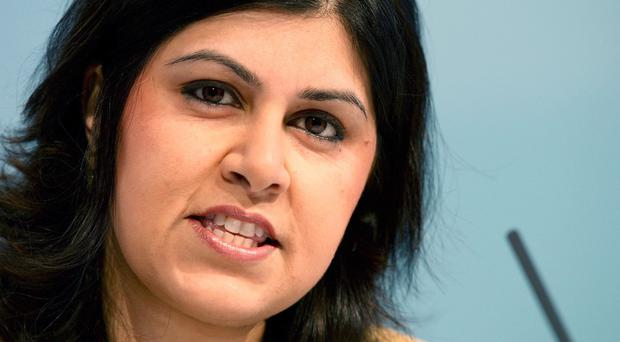 Baroness Warsi quit as Foreign Office minister this week