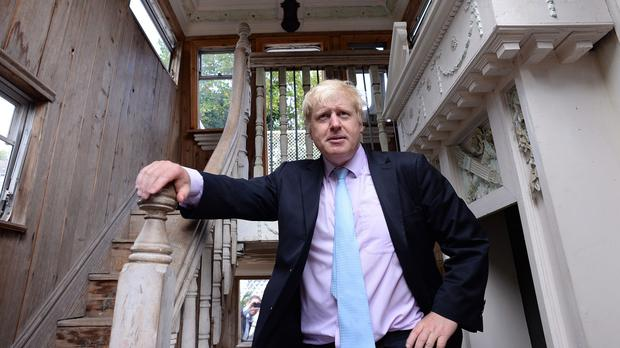 Half of Tory supporters see Boris Johnson as the best person to take over from leader David Cameron