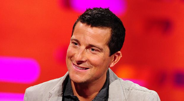 Bear Grylls has topped a poll of TV adventurers by Radio Times
