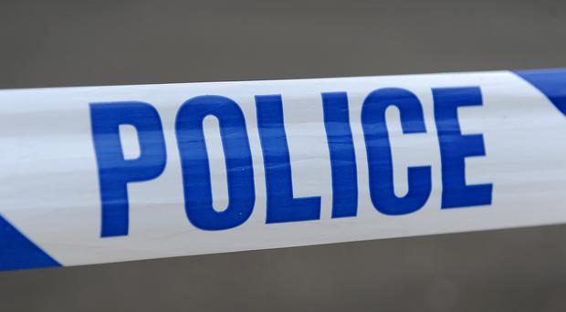 The woman was discovered in a toilet at the Boomtown fair near Winchester