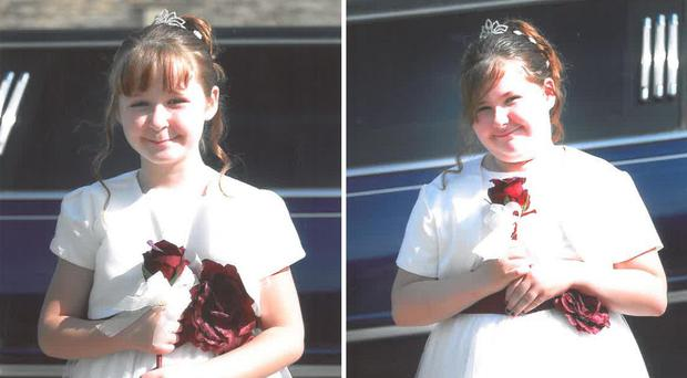 Sisters Jessica, left, and Tamzin Portor were killed in a car crash two days after Christmas 2012 (PA/Norfolk Constabulary)
