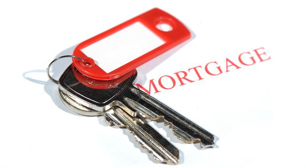 The new rules on mortgage lending have not seen a dramatic fall in borrowing levels